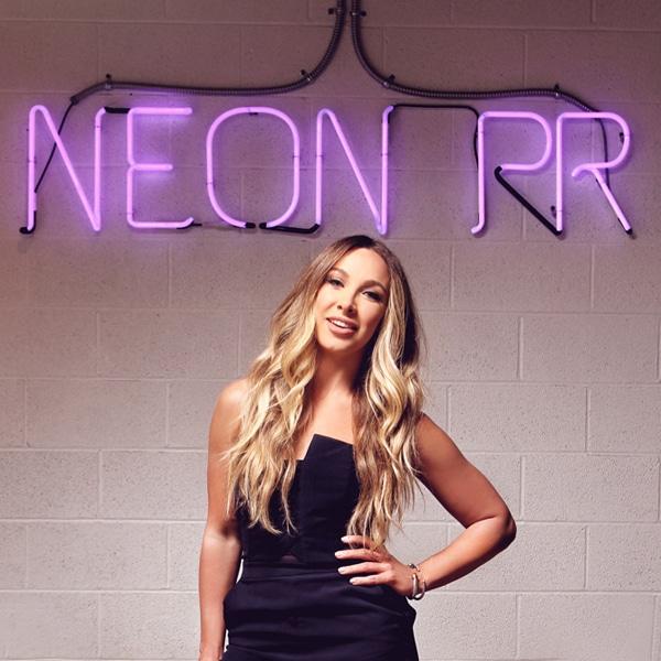 Megan Fazio, Neon PR