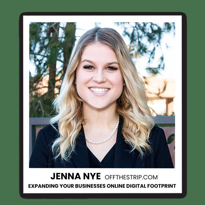 Jenna Nye