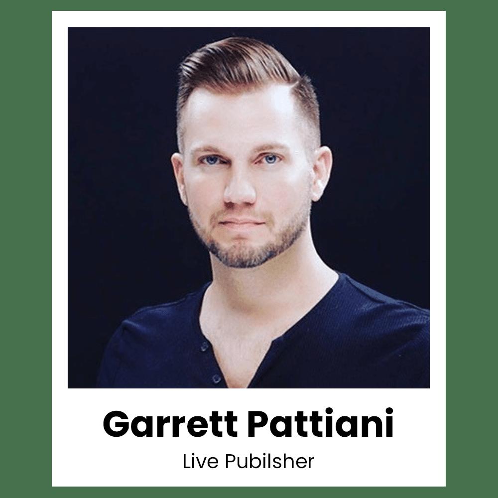 Garrett Pattiani