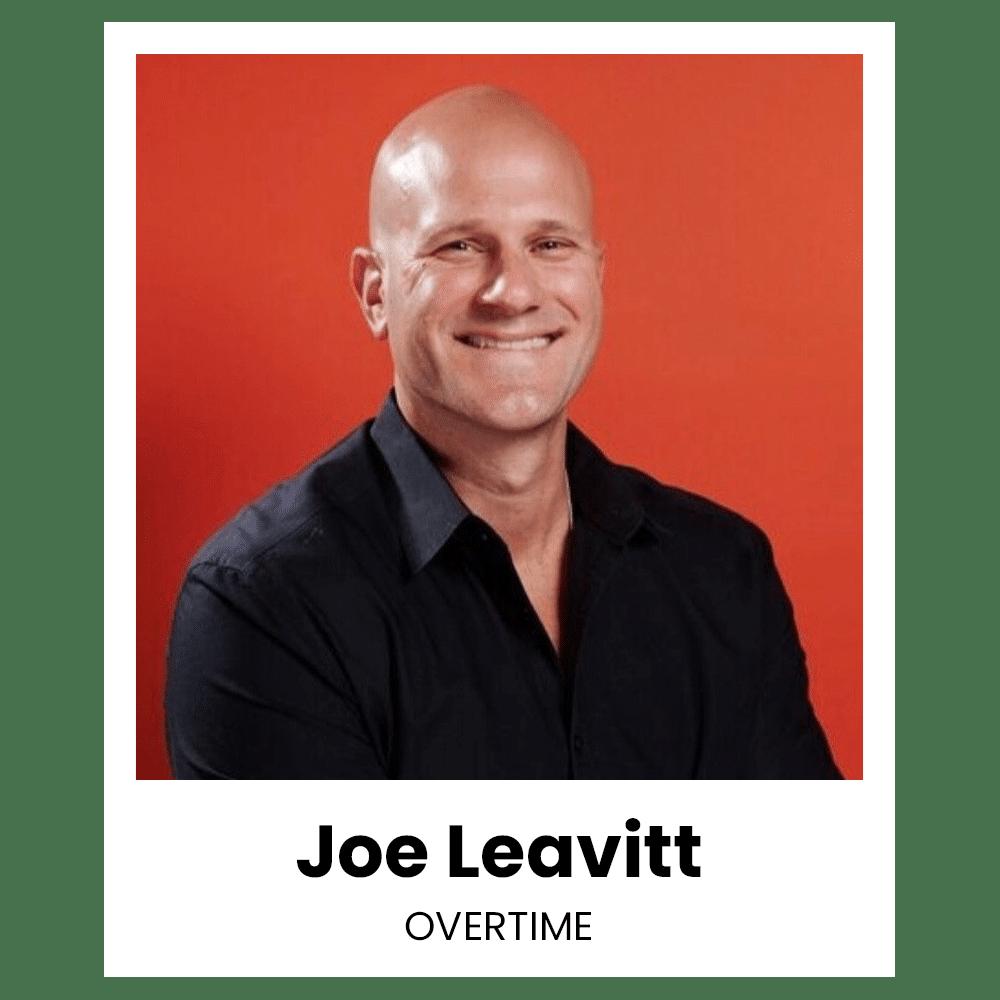 Joe Leavitt