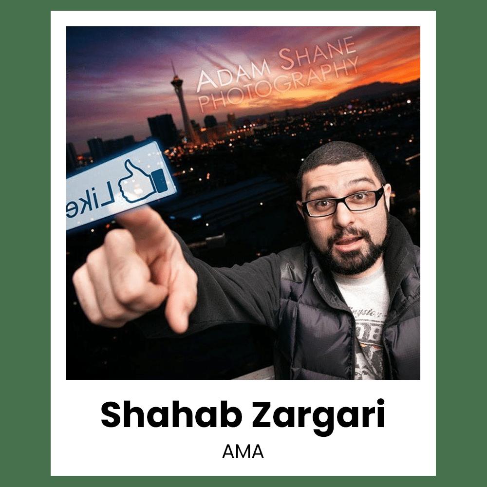 Shahab Zargari