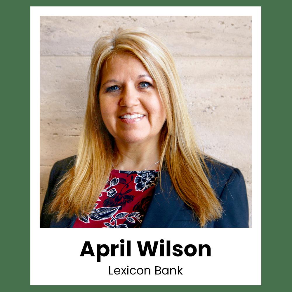 April Wilson